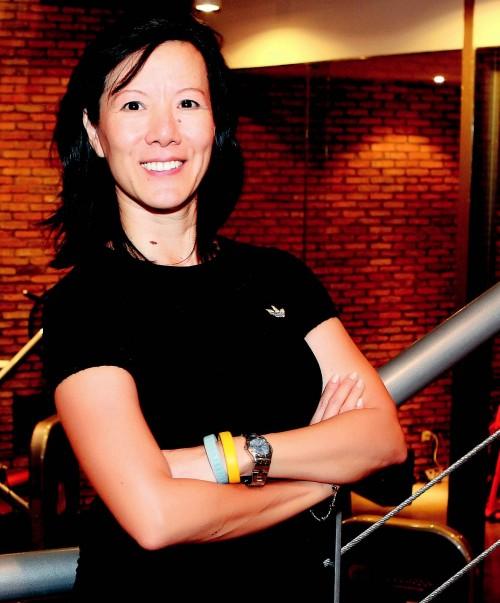 Nicole Hankins - Chuyên gia về giảm cân an toàn