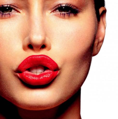Mascara và son môi: nguồn cảm hứng trang điểm