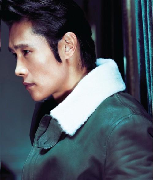 Nam diễn viên Lee Byung Hun