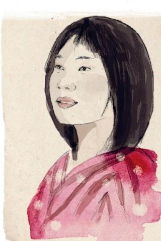 Nhà văn Nguyễn Ngọc Tư - cô Mén đất mũi