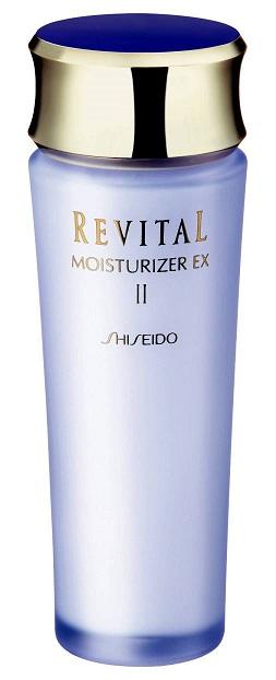 Hạng mục dưỡng ẩm - Ngôi sao của năm: Shiseido Revital Moisturizer Ex<br/>Duy trì độ ẩm và bảo vệ da trước những tác hại từ môi trường cho làn da mượt mà, mềm mại.
