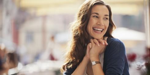 Phụ nữ độc thân nhưng vẫn lạc quan vui vẻ