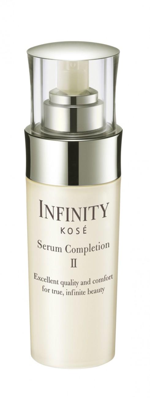8. Friendly Star - Kosé Infinity Serum Completion I/II<br/>Serum dưỡng ẩm với kết cấu dạng sữa có tác dụng cung cấp độ ẩm,mang lại độ tươi sáng và đàn hồi cho da. Các dưỡng chất thấm sâu vào da, tăng cường sức đề kháng trước những tác hại từ môi trường.Làn da trở nên rạng ngời và căng mịn (1.900.000 VNĐ)