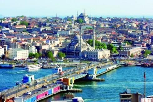 Cây cầu Galata