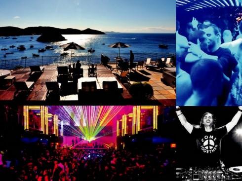 Thiên đường Clubbing