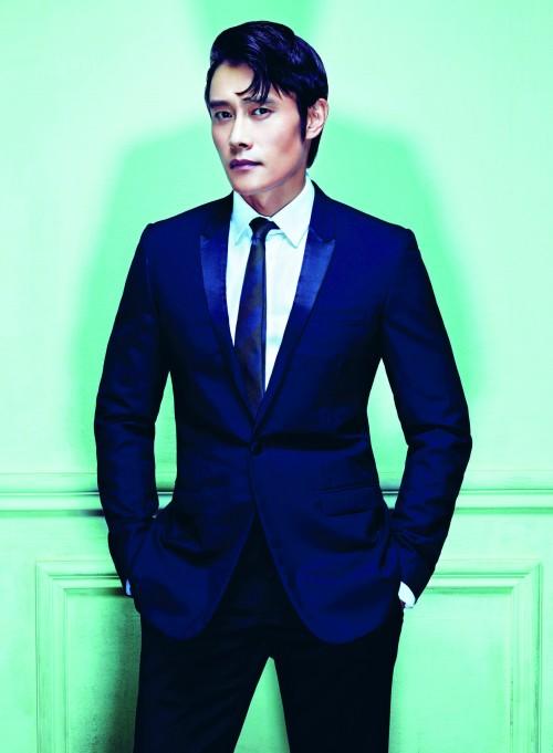 Diễn viên Lee Byung Hun đến Hollywood