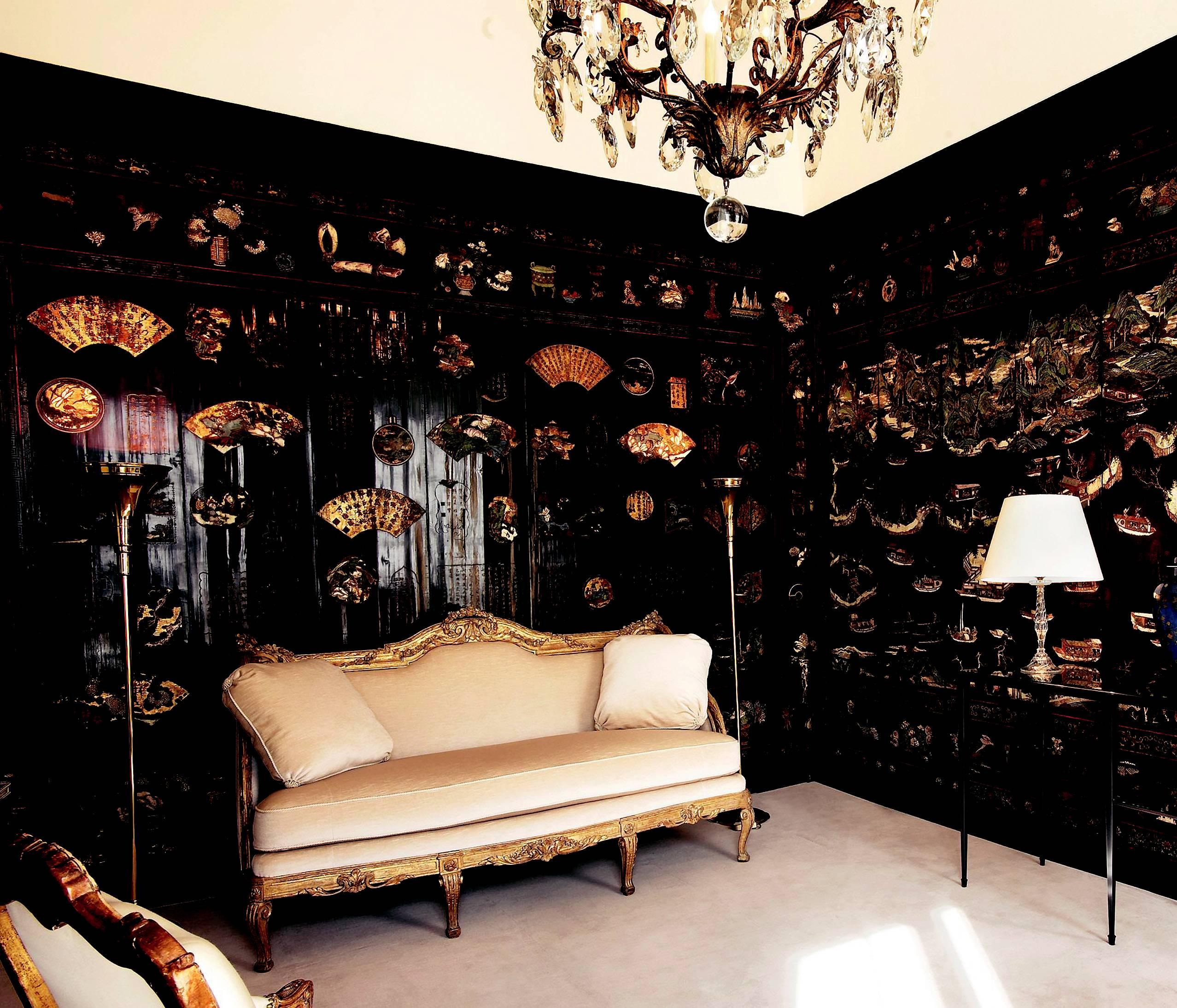 Coco Chanel & Căn hộ mang màu sắc Á Đông (Phần 1)