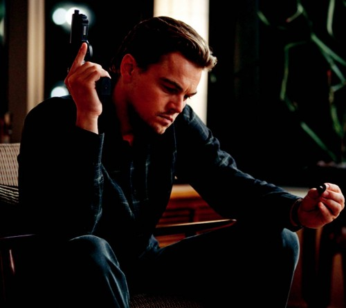 Leonardo Dicaprio trong một cảnh phim