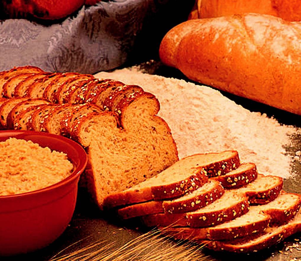 Bánh mì thơm và căn bếp ấm