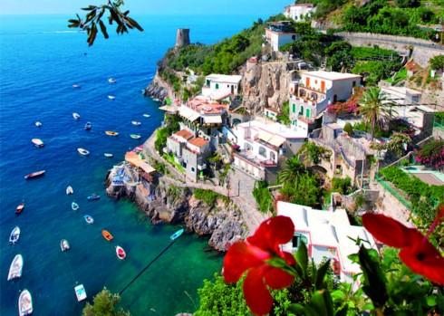 5. Du lịch Ý