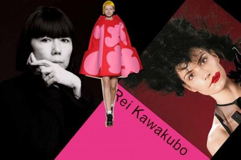 6. Rei Kawakubo<br/>Trong những năm 1980, cùng với Yohji Yamamoto, cô đã cách mạng hóa thời trang Paris bằng cách giới thiệu phong cách ăn mặc kết hợp văn hóa phương Tây và Nhật Bản. Cái bà hướng tới là thời trang cao cấp không tuân theo bất kì quy chuẩn nào. Cho đến ngày nay, Kawakubo vẫn là một trong những nhà thiết kế được yêu thích nhất của thời đại.