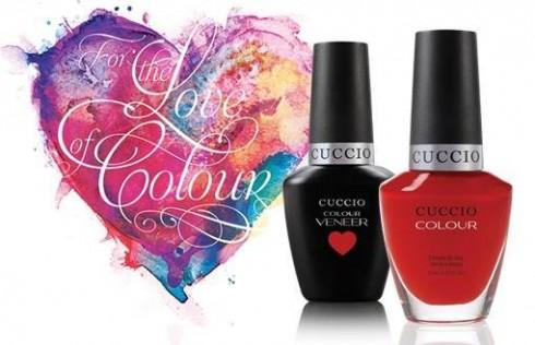 Cuccio Nail Colour