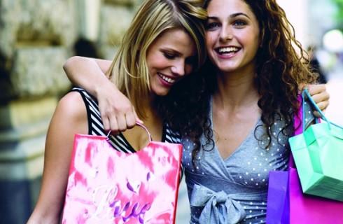 Bí quyết mua sắm với nụ cười vui vẻ trên môi