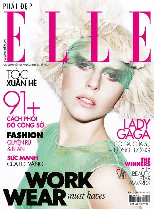 Tạp chí Elle tháng 3-2012