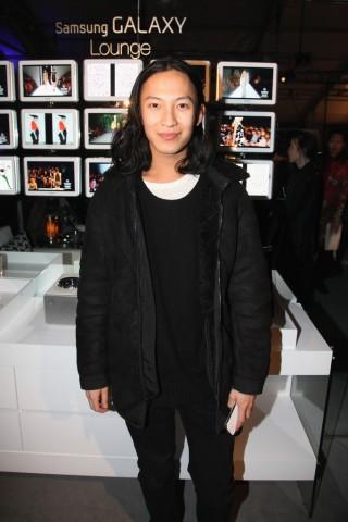 Alexander Wang tại buổi giới thiệu sản phẩm của Samsung Galaxy