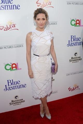 Rose Byrne đẹp trang nhã trong buổi ra mắt Blue Jasmine