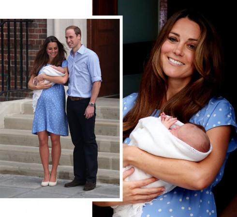 Kate-Middleton-Jenny-Packham-Dress-Leaving-Hospital