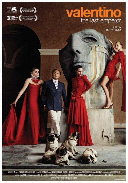 """""""Đỏ là màu sắc đặc trưng của Valentino"""""""