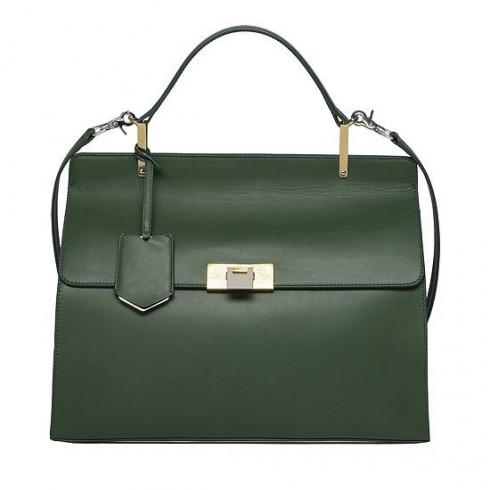 Dòng túi mới Le Dix, trong đó mẫu Forest Green có màu sắc đặc biệt nhất