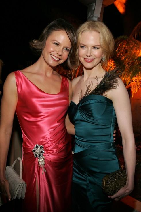 Antonia, em gái Nicole Kidman. Là ngôi sao truyền hình ở Úc.