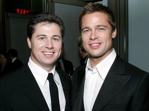 Doug, em trai Brad Pitt. Quản lý công ty tin học của gia đình ở Missouri.