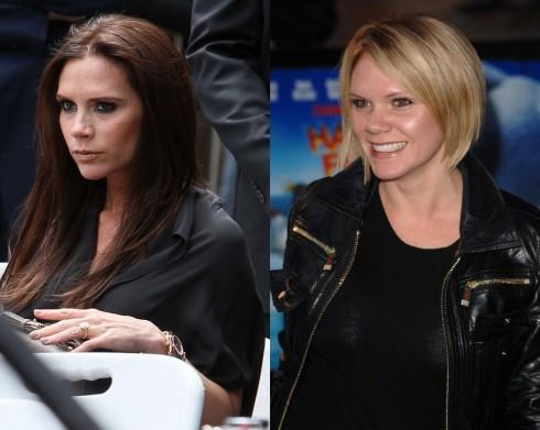 Louise, em gái Victoria Beckham. Có 4 con và một cửa hàng thời trang riêng trên phố Hertfordshire, London.