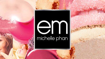 Michelle Phan giới thiệu dòng mỹ phẩm trang điểm 'em'