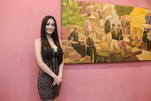 Bữa tiệc được tổ chức ngay tại nhà hàng của Mai Phương Thúy.