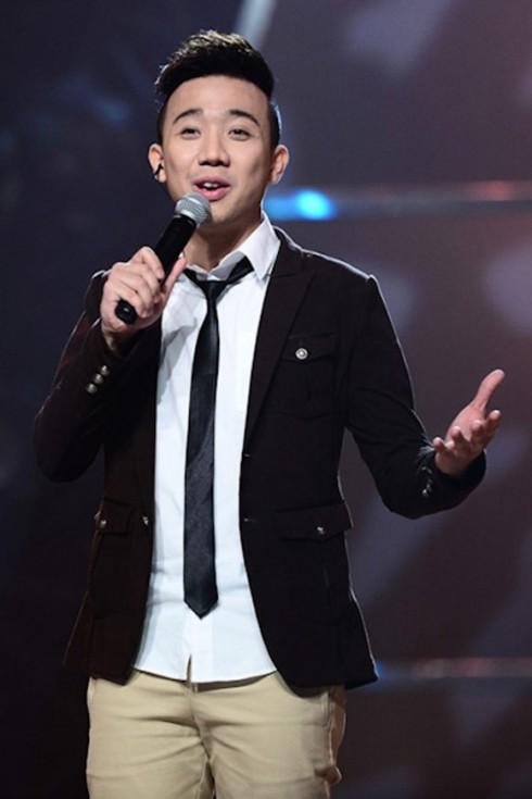 Anh cũng sẽ là một trong 4 MC tại đêm chung kết cuộc thi.