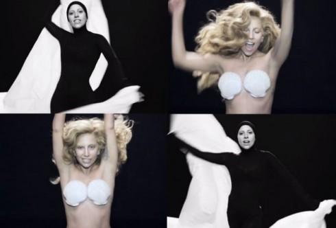Lady Gaga ELLE 2