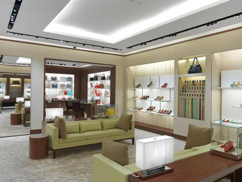 Cửa hàng  Salvatore Ferragamo tại Tràng Tiền Plaza