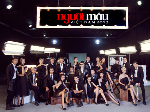 Top 18 của Vietnam's Next Top Model 2013