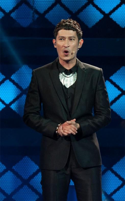Huy Khánh trong Vietnam Idol
