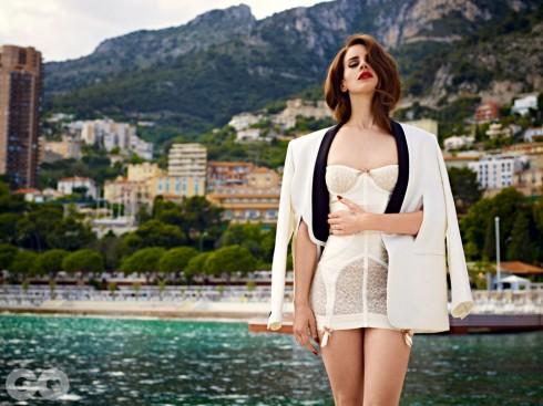 Lana Del Ray luôn được đánh giá cao trong gu thời trang của mình.