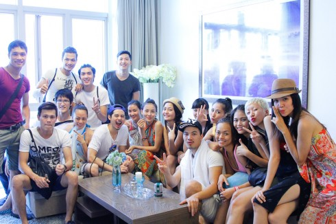 18 thí sinh xuất sắc của Vietnam's Next Top Model 2013 (2)