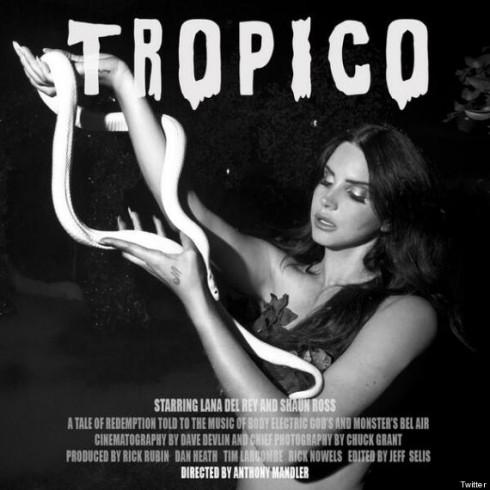 "Poster của ""Tropico"""