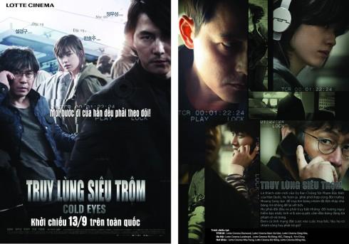 Poster - Truy lùng siêu trộm