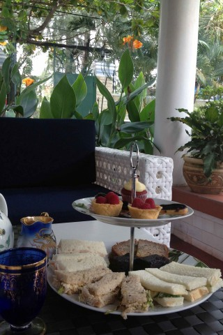 Đi đâu cuối tuần: Uống trà, ăn cupcake và shopping decor - Blog Lychee