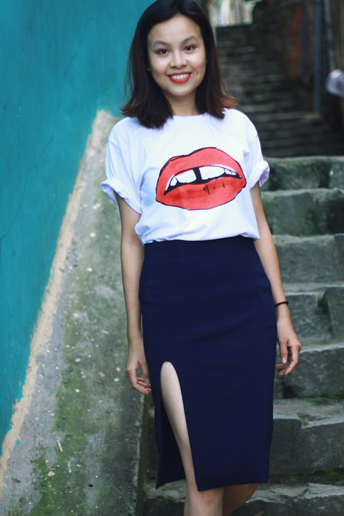 ellevn-streetstyle-outfit-thebluetshirt-shoes-pinko
