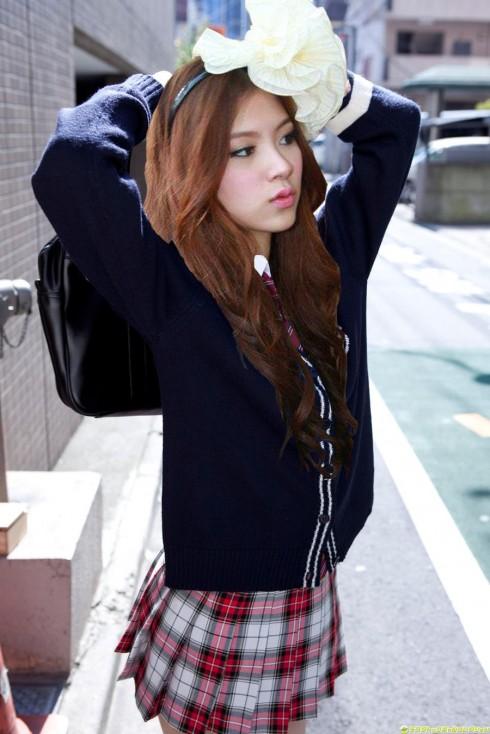 Đồng phục của nữ sinh Nhật Bản
