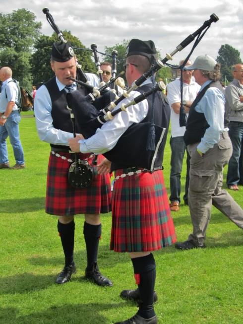 Trang phục truyền thống Scotland