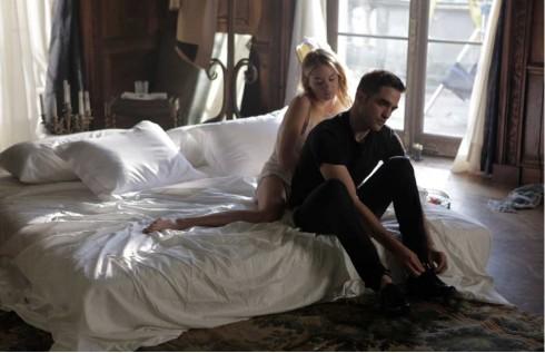 Robert Pattinson trong phim quảng cáo Dior Homme - Nguồn ảnh: Dior