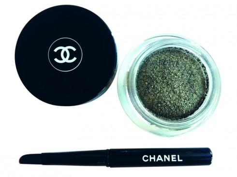 Bột đánh mắt tông xám bạc Chanel