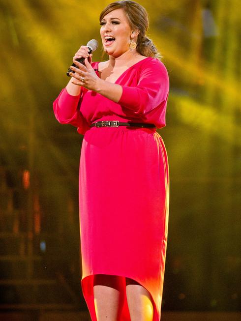 Quán quân The Voice Anh - Leanne Mitchell