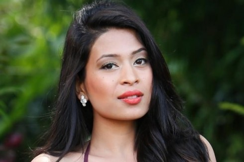 Hoa hậu Nhân ái Ishani Shrestha