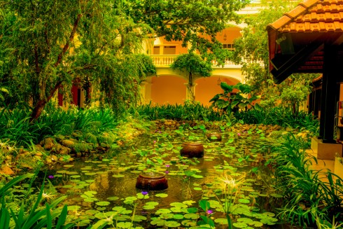 Resort_Gardens_and_Lotus_Pond_Hoi An