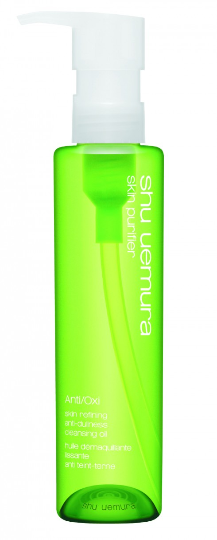 Bước 1 - Làm sạch: Những hạt dầu lấy sạch lớp trang điểm, bụi bẩn đồng thời tăng cường khả năng chống oxy hóa.<br/>Dầu tẩy trang Shu Uemura 950.000 VNĐ