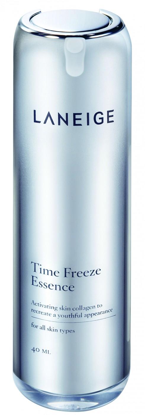 Tinh chất Time Freeze LANEIGE 1.700.000 VNĐ<br/>Bước 5 - Đặc trị: Tinh chất chống lão hóa nhờ chức năng tái tạo collagen và duy trì độ ẩm mượt cho da.