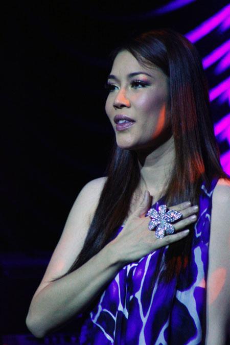 Nữ ca sĩ Thu Phương