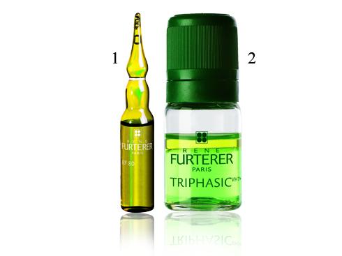 1.Tinh chất RF80 2.Tinh chất Triphasic